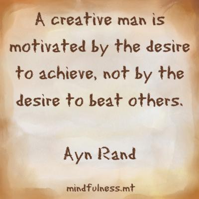 Inspirations Wisdom by Ayn Rand