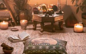 Meditation location
